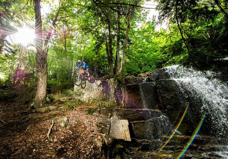 aaron-Ingrao-lake-placid-whiteface-downhill-mountainbike-waterfall